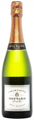 Champagne Moutard Brut Reserve NV 750ml