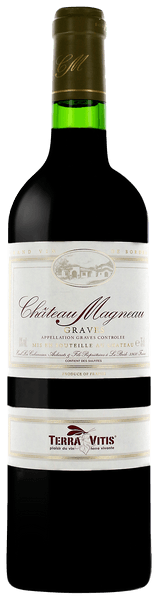 Chateau Magneau Graves Rouge 2014 1.5Ltr