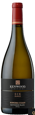 Kenwood Sauvignon Blanc Six Ridges 750ml