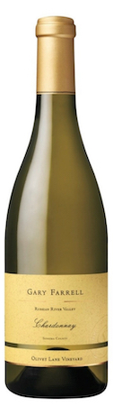 Gary Farrell Chardonnay Olivet Lane Vineyard 2017 750ml
