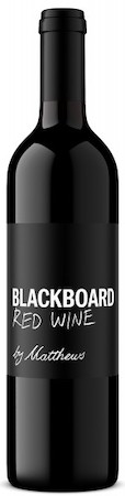 Matthews Estate Blackboard Red 2018 750ml