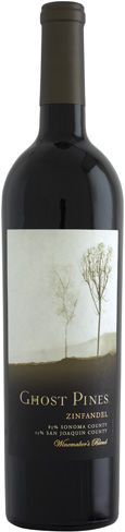Ghost Pines Zinfandel Winemaker's Blend 750ml