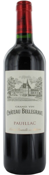 Chateau Bellegrave Medoc 2018 750ml
