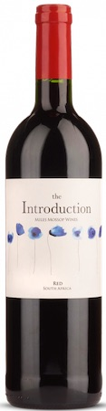 Miles Mossop Red Wine The Introduction 2018 750ml