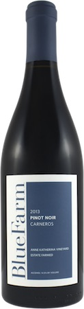 Blue Farm Pinot Noir Anne Katherina Vineyard 2013 750ml