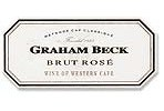 Graham Beck Brut Rose 2015 750ml