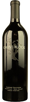 Ghost Block Cabernet Sauvignon Single Vineyard 2017 750ml