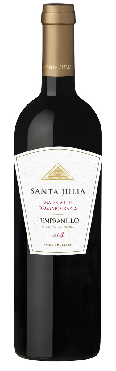 Santa Julia Tempranillo Organic 2020 750ml