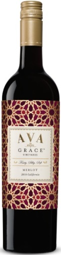 Ava Grace Vineyards Merlot 750ml