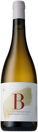 B Vintners Chardonnay Fire Heath 2015 750ml