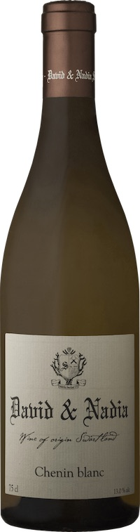 David & Nadia Sadie Chenin Blanc 2017 750ml