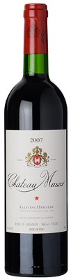Chateau Musar Rouge 2001 750ml