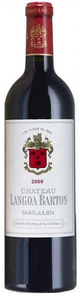Chateau Langoa Barton St. Julien 2009 750ml