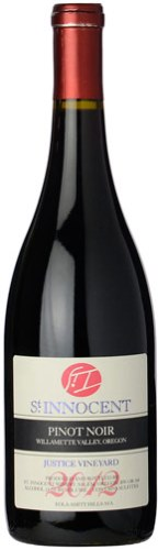 St. Innocent Pinot Noir Justice Vineyard 2014 750ml
