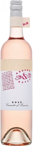 Rogers & Rufus Grenache Rose 2017 750ml