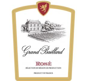 Grand Baillard Rose 2019 1.5Ltr