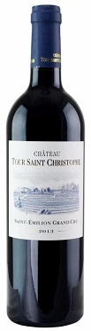 Chateau Tour Saint Christophe St. Emilion 2017 750ml