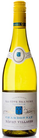 Cave De Lugny Macon-Villages La Cote Blanche 750ml