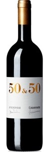 Capannelle 50 & 50 Igt 2015 750ml