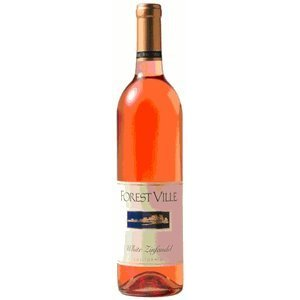 Forestville White Zinfandel 750ml