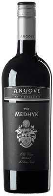 Angove Shiraz Old Vine The Medhyk 2014 750ml
