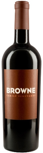 Browne Family Vineyards Cabernet Sauvignon 2018 750ml