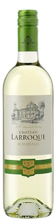 Chateau Larroque Bordeaux Blanc 2019 750ml