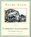 Nelms Road Cabernet Sauvignon 2018 750ml