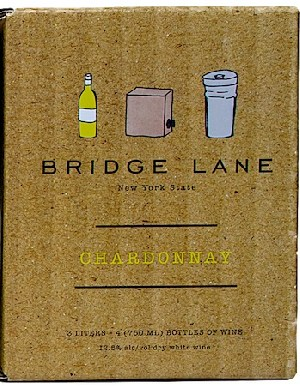 Bridge Lane Chardonnay 3.0Ltr