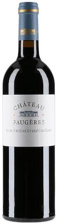 Chateau Faugeres St. Emilion Grand Cru 2015 750ml
