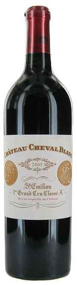 Chateau Cheval Blanc St. Emilion Grand Cru 2015 750ml
