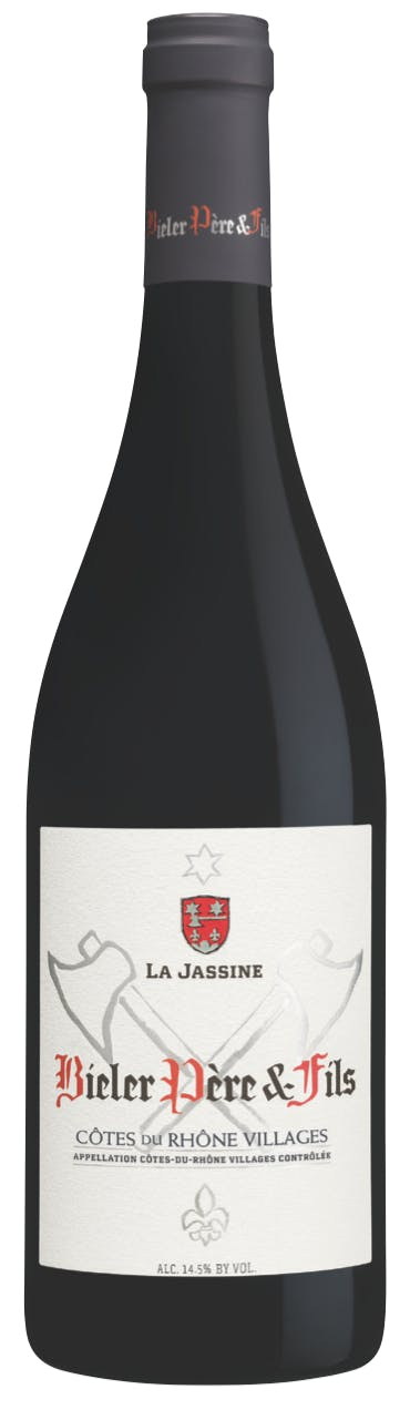 Bieler Pere Et Fils Cotes Du Rhone Villages La Jassine 2018 750ml