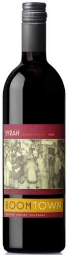Boomtown Syrah 2017 750ml