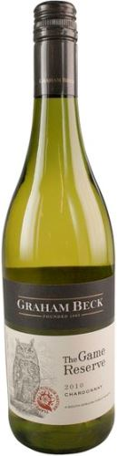 Graham Beck Chardonnay The Game Reserve 2014 750ml