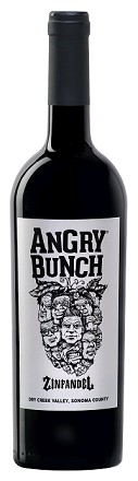 Angry Bunch Zinfandel Dry Creek Valley 2015 750ml