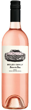Bieler Family Rose Born To Run 750ml