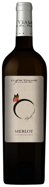 O By Claude Vialade Merlot Organic 2019 750ml