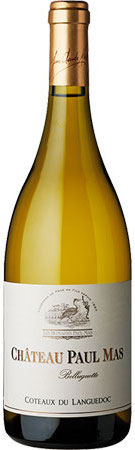 Chateau Paul Mas Belluguette Blanc 2017 750ml
