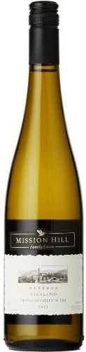 Mission Hill Winery Riesling Reserve 2012 750ml