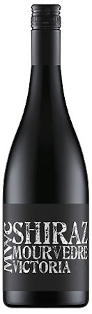 Mcpherson Shiraz-Mourvedre 2017 750ml