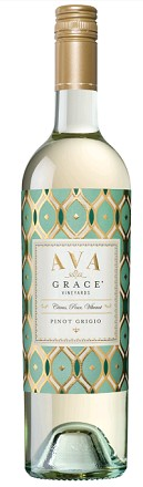 Ava Grace Vineyards Pinot Grigio 750ml