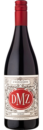 De Morgenzon Syrah Dmz 2015 750ml