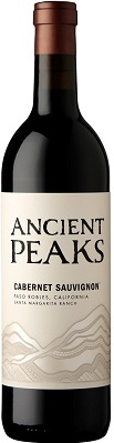 Ancient Peaks Winery Cabernet Sauvignon 2018 750ml