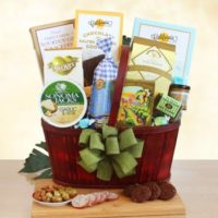 gourmet food gift baskets