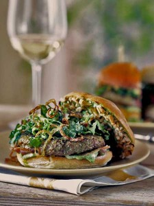 Sutter Home Wines $100,000 Winning Burger Recipe