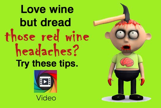 Red Wine Headaches?