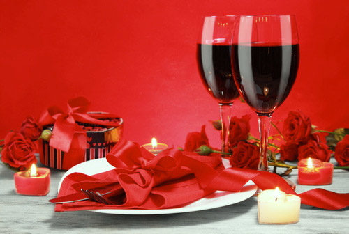 celebrate valentines day this year with a special dinner menu and specially selected wines to serve with each dish we are delighted to present two elegant