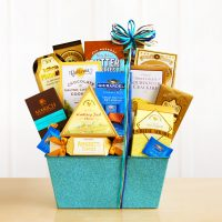 California Delights Gourmet Gift Basket
