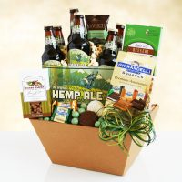 Hemp Ale Beer Gift Basket