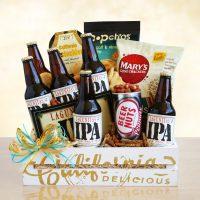 Lagunitas Beer Gift Crate